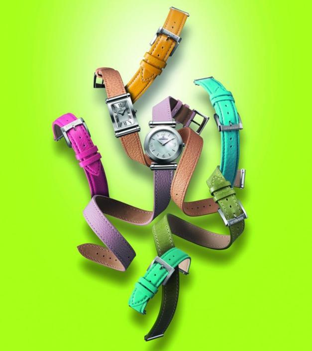 Michel Herbelin : des bracelets très printaniers pour son Antarès