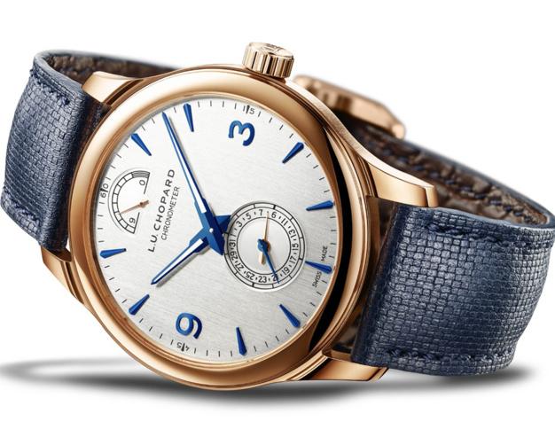 Chopard L.U.C. Quattro : une montre de ville chic et casual à la fois