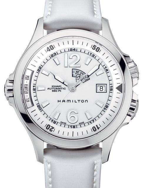 Hamilton présente ses montres automatiques pour femmes