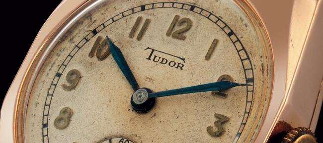 Tudor : l'histoire de la petite sœur de Rolex