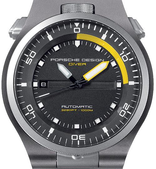 Porsche Design P'6780 Diver : la nouvelle plongeuse de chez Porsche Design