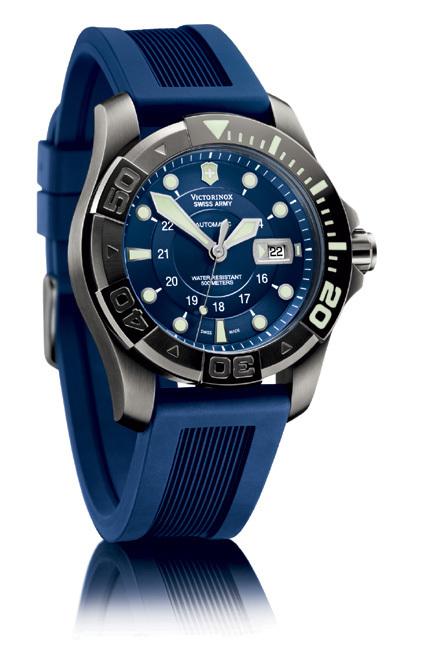 Victorinox Dive Master 500 Mecha : plongeuse robuste et imposante