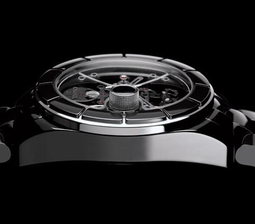Chanel Rétrograde mystérieuse : la complication, autrement…