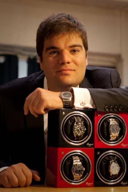 Portrait de Pierre-Yves : quand les jeux en réseau mènent aux montres de luxe