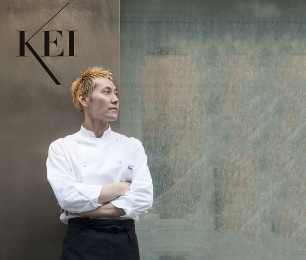 Kei Kobayashi copyright Thuriès Gastronomie Magazine