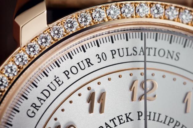 Patek Philippe : un nouveau chrono pour dames