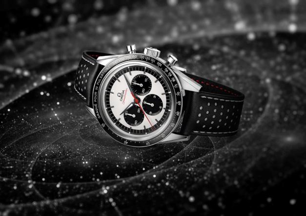 "Omega Speedmaster CK 2998 ""panda"" : l'aventure continue"