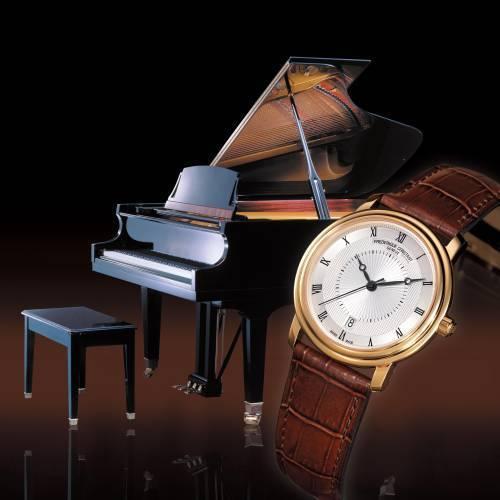 Frédérique Constant présente une édition limitée Frédéric Chopin : classique et intemporelle