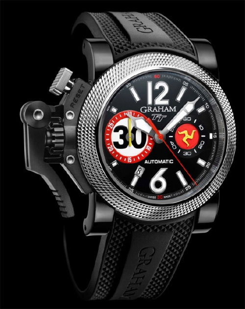 Chronofighter Oversize Tourist Trophy