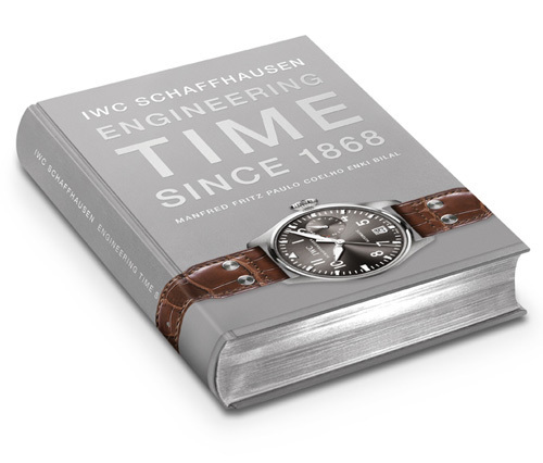 IWC Schaffhausen. Engineering Time since 1868 : « le » livre sur la manufacture des rives du Rhin