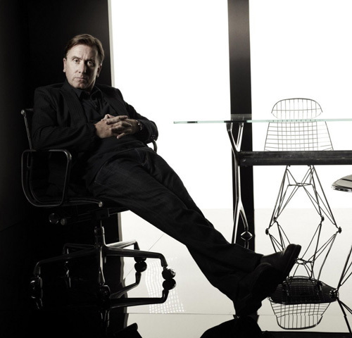 Tim Roth dans Lie to me, DR