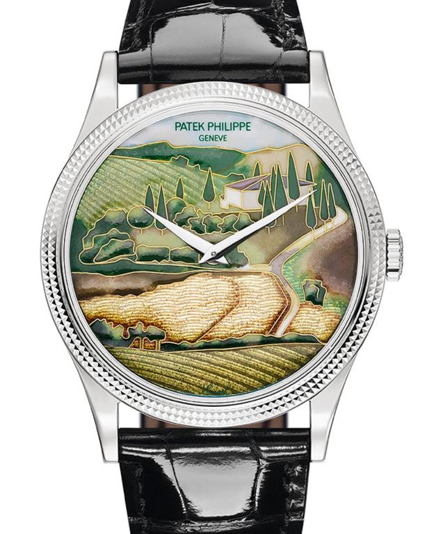 Patek Philippe Genève : le haut artisanat à l'honneur