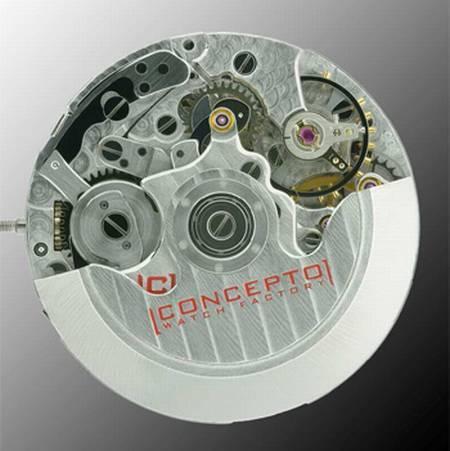 Concepto Watch Factory : un mouvement, 70 variantes et une seule manufacture…