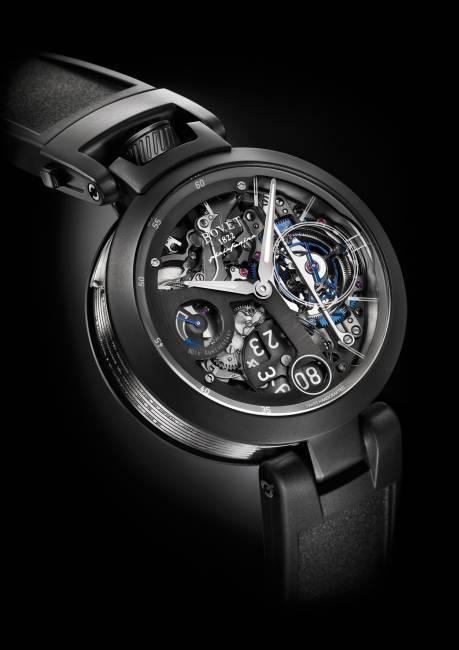 Bovet et Pininfarina s'associent : résultat, le Tourbillon Ottanta, une splendide montre de poche... mais pas que !