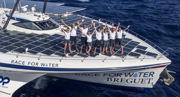 Breguet se lance dans la préservation des océans aux côtés de Race for water