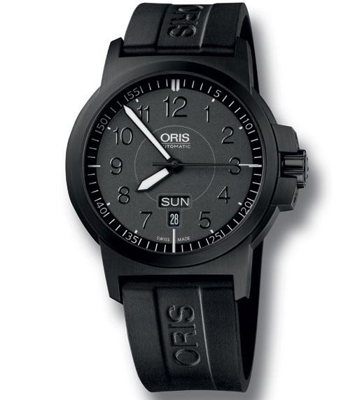 Oris BC3 Advanced : une montre de haut vol dotée d'un cadran luminescent