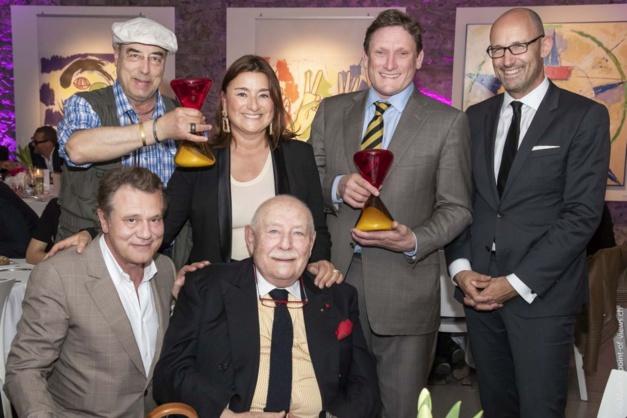 La FHH récompense Greubel Forsey et Franco Cologni