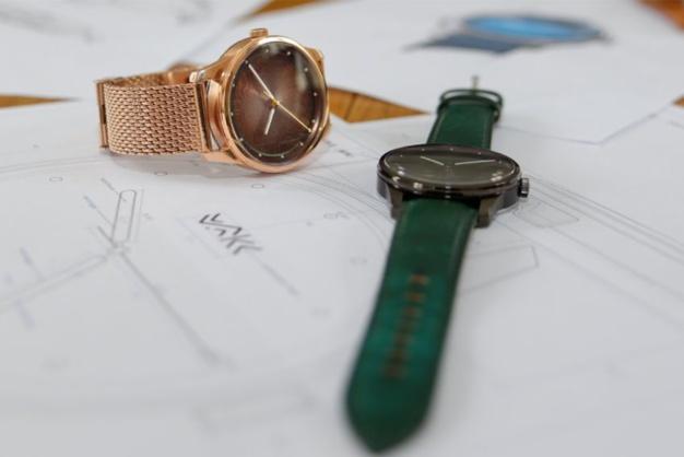 Awake : lancement d'une marque de montres éco-responsables