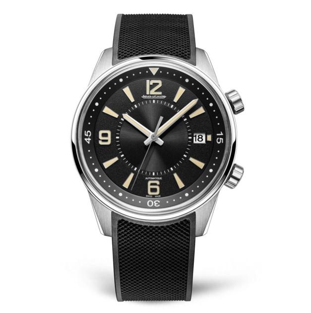 Jaeger-LeCoultre Polaris Date : plongeuse de ville
