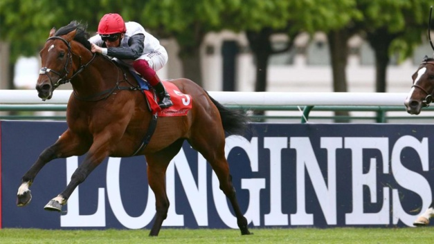 Longines partenaire officiel de Paris Longchamps