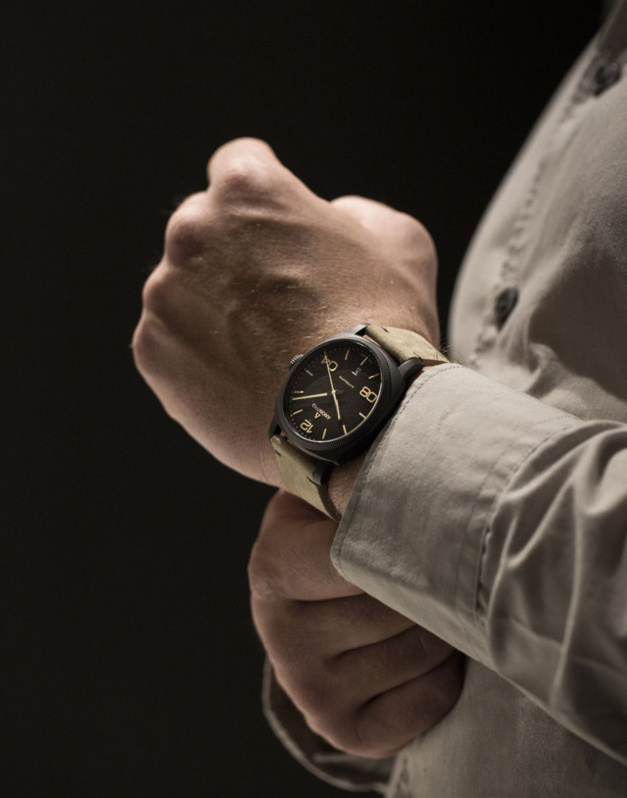 Anonimo Epurato Safari : pour jungle urbaine