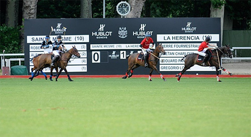 Polo : l'Open de Paris devient l'Open de Paris Hublot