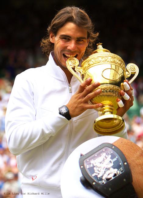 Rafael Nadal, DR