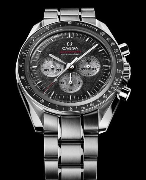 17 juillet 2010 : Omega commémore le 35ème anniversaire de la mission Apollo-Soyouz