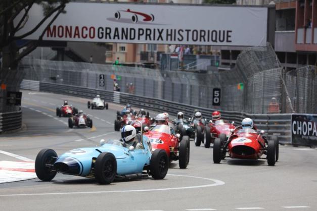 Chopard Grand Prix de Monaco Historique 2018 Race Edition