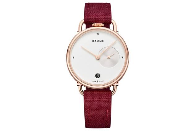 Baume : la nouvelle marque d'entrée de gamme de Richemont