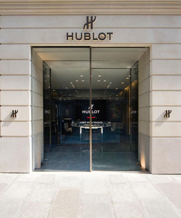 Hublot : une nouvelle adresse parisienne pour la Big Bang