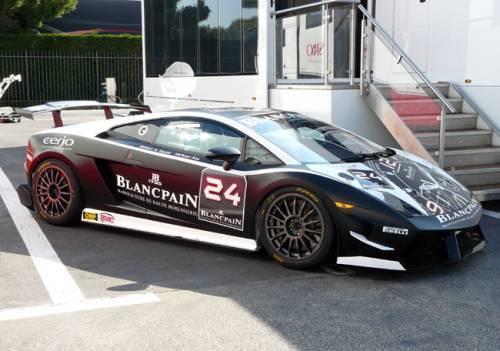 Blancpain et le Super Trofeo se retrouvent au Castelet sur le circuit Paul Ricard