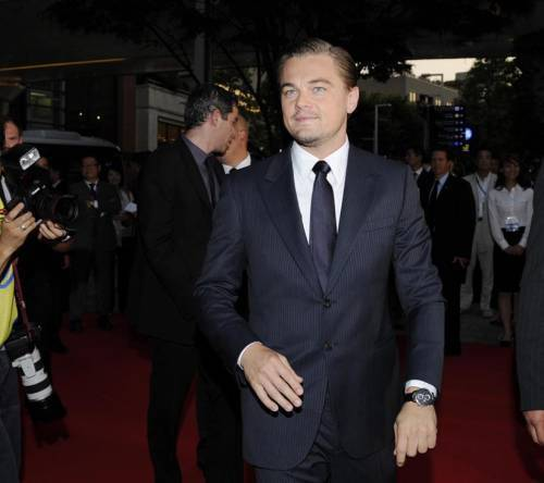 Inception : Leonardo di Caprio porte une TAG Heuer Carrera