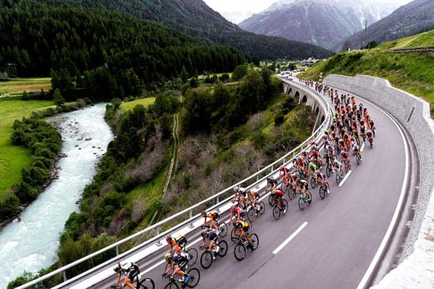 Tissot : chronométreur officiel du Tour de Suisse