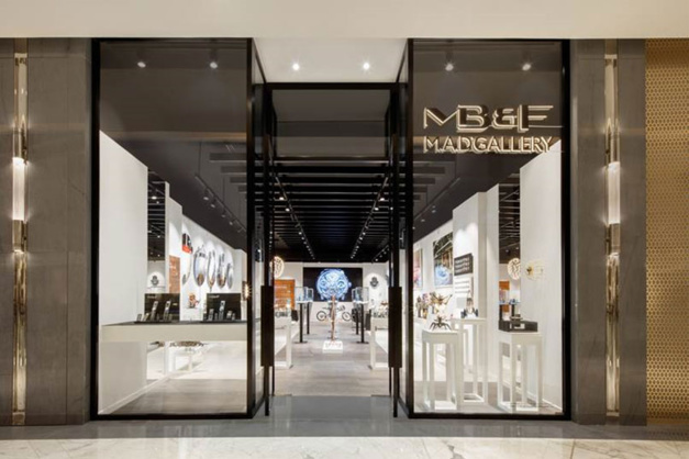 La MB&F M.A.D. Gallery s'installe au sein du Dubai Mall