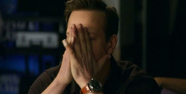 The good wife : Josh Charles porte une Panerai Luminor