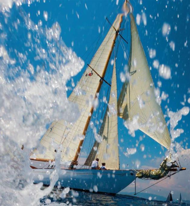Panerai Classic Yachts Challenge : c'est reparti à Antibes