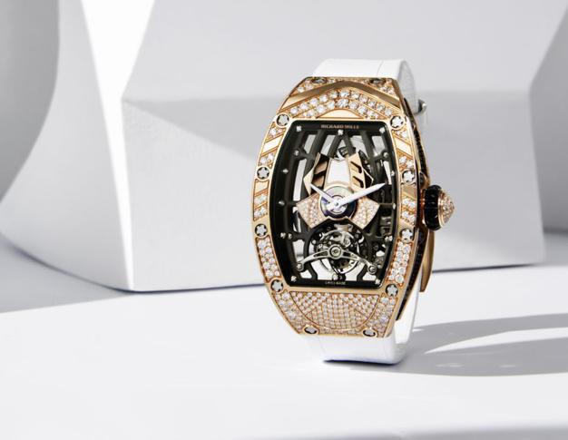 Richard Mille RM 71-01 Tourbillon automatique Talisman : la plus belle des RM pour femmes