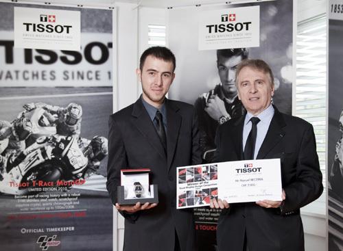 Tissot Display Design Contest (concours international de présentoirs) : le gagnant est Français