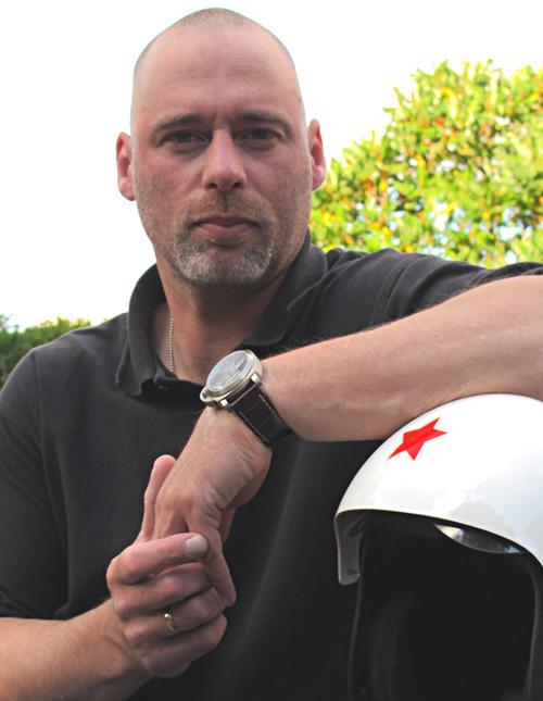 Portrait de Jacques-Olivier : quand il passe une montre à son poignet… Si le frisson est là, il peut se décider très vite