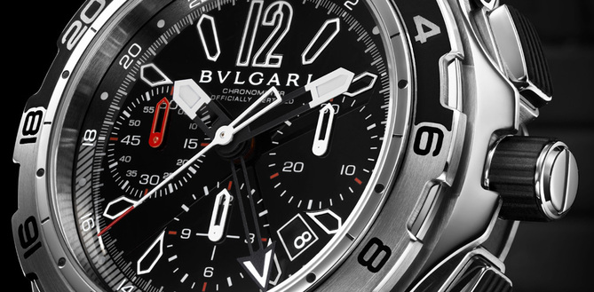 Bulgari Diagono X-Pro : instrument multifonctionnel