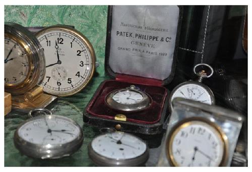 Aix-en-Provence : interview de Jean Garcia, patron de la boutique de montres de collection Le Passionneur
