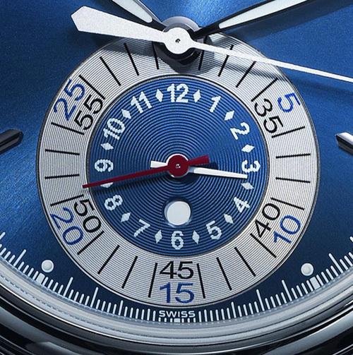 Chronographe à Quantième Annuel Patek Philippe réf. 5960P cadran bleu : petit changement… grands effets !