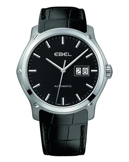 Ebel Classic Hexagon : arrivée de la grande date… pour elle et lui