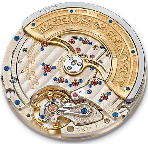 Lange 1 Daymatic de Lange & Söhne : quand la célèbre Lange 1 devient automatique…