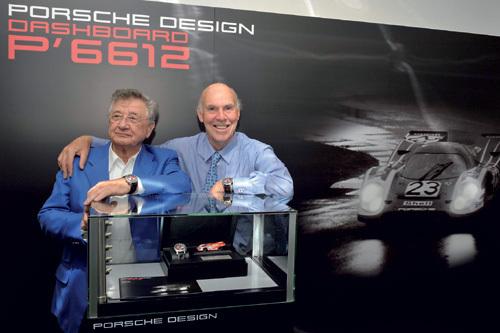 Deux pilotes chez Eterna pour le 40ème anniversaire de la première victoire Porsche aux 24H du Mans