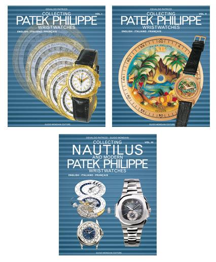 Patek Philippe : prestige et beauté en trois volumes par Guido Mondani Editore