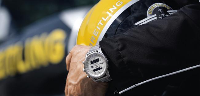 Breitling : une Chronospace dédiée au Breitling Jet Team