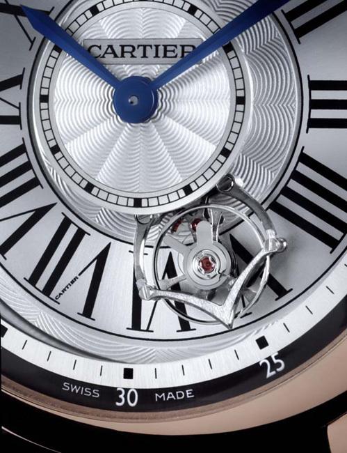 Cartier Rotonde Astrotourbillon Franck Dieleman © Cartier 2009