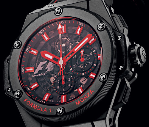 hublot montre f1. Black Bedroom Furniture Sets. Home Design Ideas